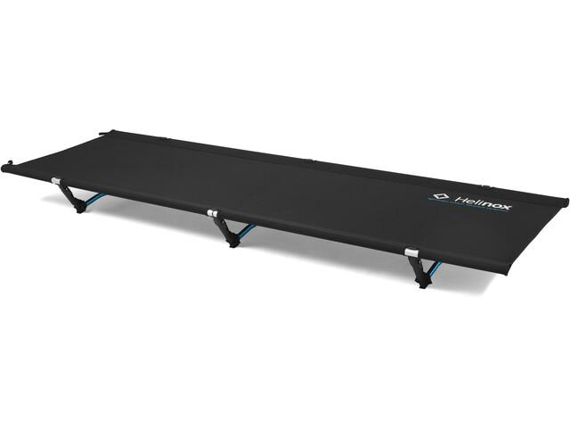 Helinox Cot One Convertible Bed Lang, zwart